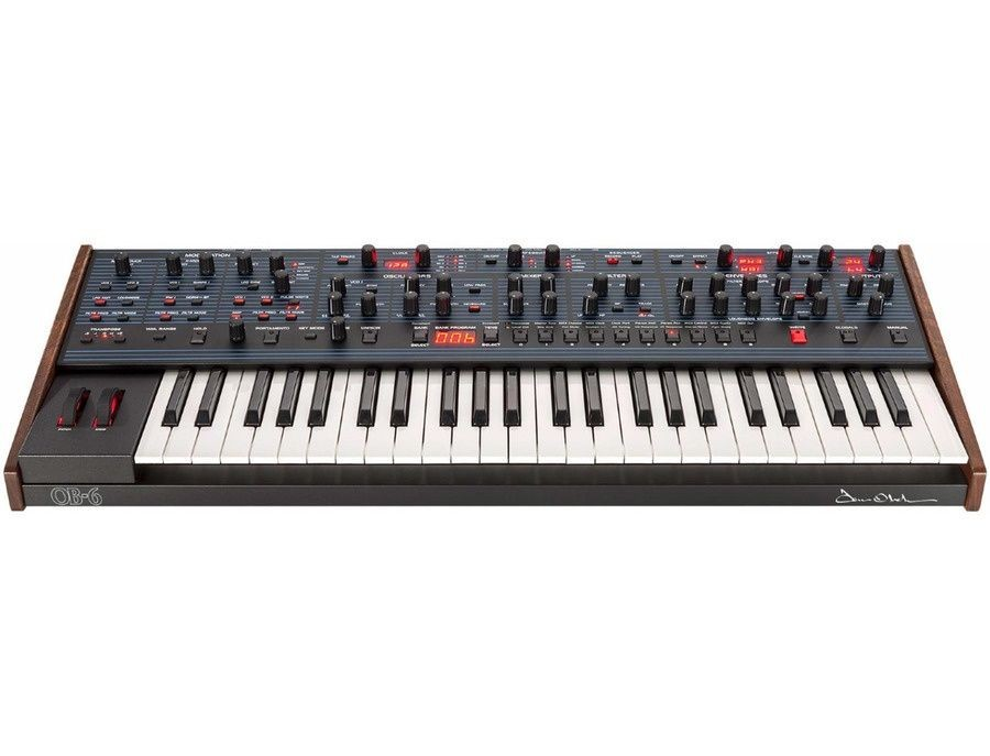 Picture of Dave Smith Instruments OB-6 Synthesizer