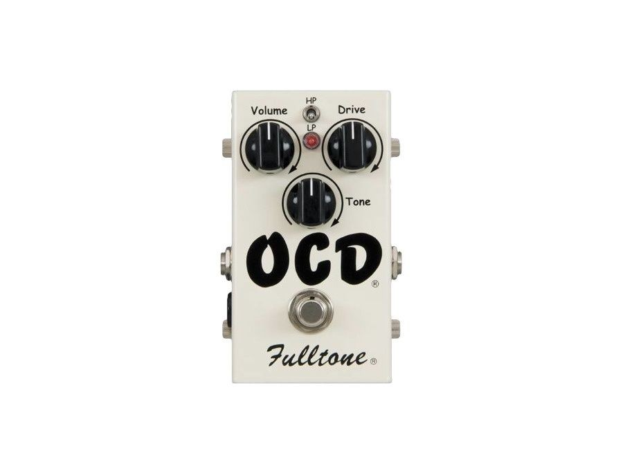 Picture of Fulltone OCD Obsessive Compulsive Drive Overdrive Pedal