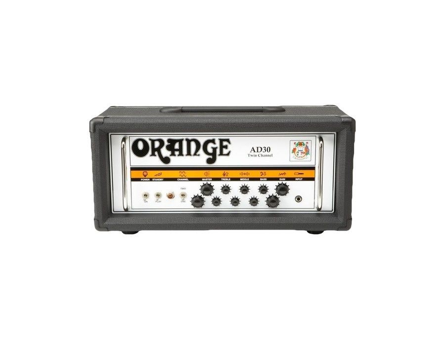 Picture of Orange Amplifiers AD30HTC 30W Tube Guitar Amp Head