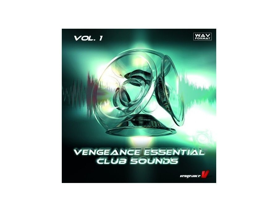 Picture of Vengeance Essential Clubsounds VOL 1